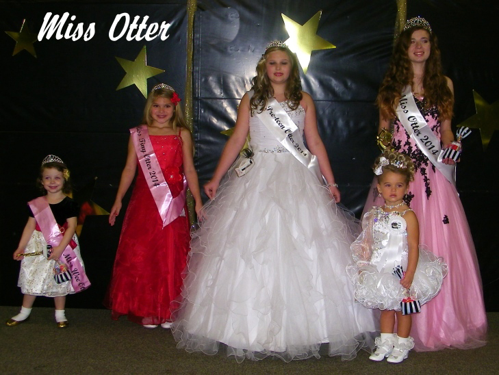 Miss Otter Beauty Pagent